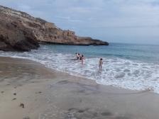 Baignade à Porto Santo